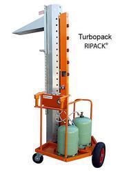 Газовый полуавтомат упаковка паллет в термоусадочную пленку