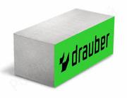 Газосиликатный блок Drauber 600x200x300