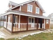 готовые загородные дома. поселок киевское шоссе