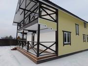 Готовый под ключ коттедж  ( зимний теплый дом - дача)  в Жуковском рай