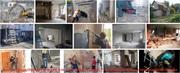 Демонтаж (разборка) строений или слом (снос) зданий,  утилизация вывоз