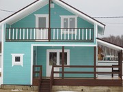 Продам дом дачу коттедж 140 м кв.   земельный  участок 8 соток,    Тишн