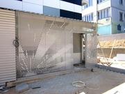перфорированные фасадные панели