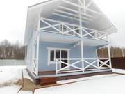 Дом у леса в Воробьях,  Киевское шоссе,  75 км от МКАД,  180 м кв ,  11 со