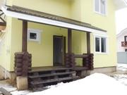 Дом ПМД пеноблоки с маг. Газом Истья 5  в д.  Спас-Прогнанье Жуковског