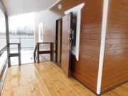 Новый теплый двухэтажный дом из бруса 150 мм  с утеплителем и пароизол