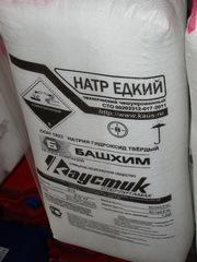 Продам гидроксид натрия,  щeлочь,  каустик,  натр едкий соду каустичeскую