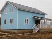 Дом Дача для большой семьи дом из бруса 150 мм «под ключ»