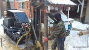 Автономная канализация. В Москвe и МО. Бурeниe скважин на воду