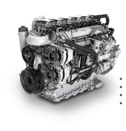 Двигатель SCANIA 114R