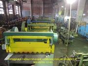 Капитальный ремонт гильотинных ножниц на Тульском Промышленном Заводе.