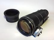 Объектив от фотоснайпера Таир 3.Другие объективы и фотоаппараты.
