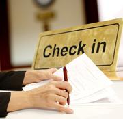 Гостиничные услуги / Гостиничные чеки от собственной гостиницы