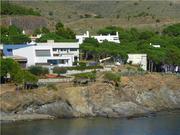 Вилла у самого моря на побережье Коста Брава в Испании