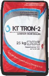 Гидроизоляция КТтрон-2 (шовная) для герметизации швов,  трещин,  примык