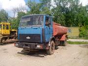 Топливозаправщик МАЗ - 5337
