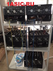 Dragonfly Ethereum miner 120Mh/s Эфириум ETH