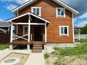 Купить дом в деревне по Киевскому шоссе от собственника у озера