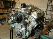 Двигатель ЗМЗ - 511 ГАЗ - 53