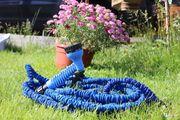 Надоело мучиться с тяжёлым садовым шлангом