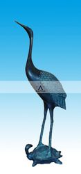 животные скульптуры из бронзы