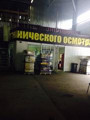 Аренда теплого склада 606 кв.м ст.м.Коломенская