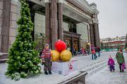 Арт-шары новогодние