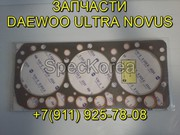 Прокладка головки блока Doosan DV11 65.03901-0067 Daewoo Novus