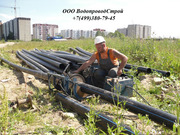 Монтаж водоснабжения Москва