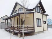 Продается теплый двухэтажный загородный дом в деревне Верховье Жуковск