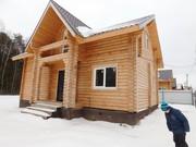 деревянные загородные дома под ключ