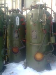 Продаю паровой котел парогенератор КД- 400 с военного хранения