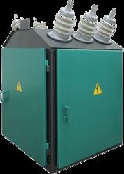 Пункт коммерческого учета электроэнергии типа ПКУЭ-6(10) У1