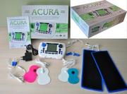 Многофункциональный прибор для электроволнового массажа Акура