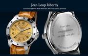 Private Label Custom Made Swiss Watches(Бесплатная доставка по всему м