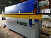 Кромкооблицовочный станок б/у Felder G 500