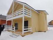 Коттедж ( дом под ПМЖ) на   участке 8 соток  в черте города Обнинск. К