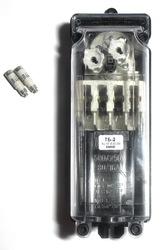 Вводный щиток ТВ-2 с предохранителями для использования в опорах уличного освещения