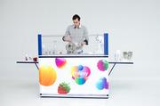 Молекулярное мороженое специально для ваших гостей