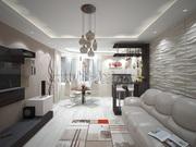 Дизайн-проекты в стиле минимализм,  лофт,  хай-тек