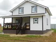 Купить дом с возможностью пмж Калужская область Боровск Тишнево