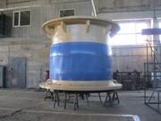 Изготовление запасных частей к мельнице ММС 50х23