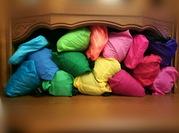 Надувной диван ламзак (биван) - Гамак