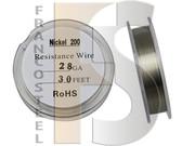 Никель Nickel 200 (проволока,  круг,  трубка,  лента)
