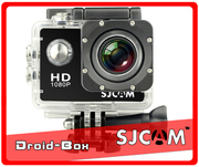 Экшен камера Sjcam SJ4000,  аналог Go Pro