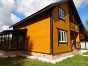 Жилой  дом с гаражом   ИЖС Усадьба Тишнево   12 соток  у леса