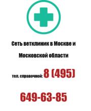 Ветеринарная клиника. Москва. Круглосуточно