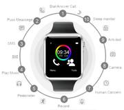Умные часы SmartWatch GT08