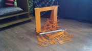 Рама 3D принтера Prusa-i3 steel