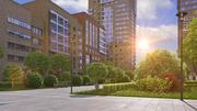 Продам двухкомнатную квартиру в ЖК SREDA